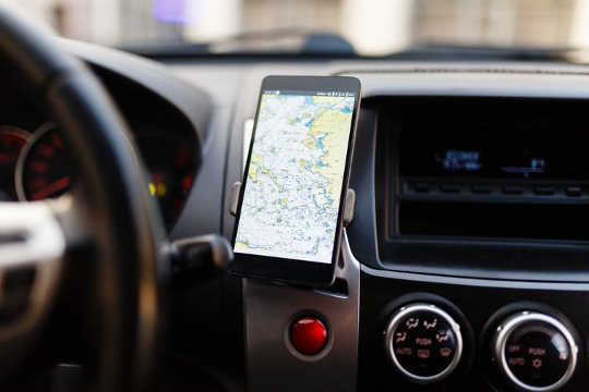 Por que os aplicativos de GPS fazem com que você se agrave ao navegar