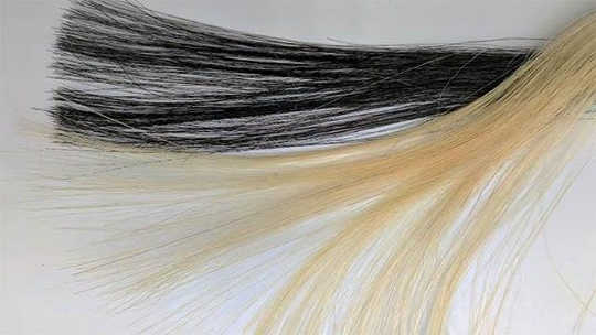 Don't Be Eager To Dye Your Hair With Nontoxic Graphene Nanoparticle