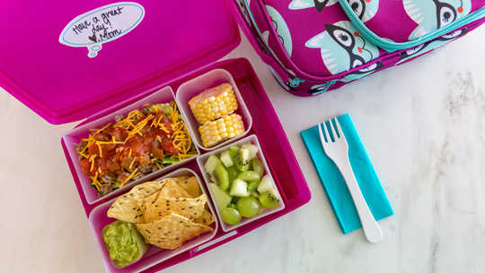 How To Keep School Lunches Safe In The Heat