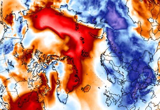 کیوں 'مشرق سے تعلق رکھنے والا جانور' اور عجیب و غریب گرم آرکٹک درجہ حرارت کوئی اتفاق نہیں ہے