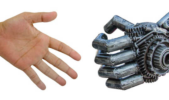 helpende hand van robot 11 28