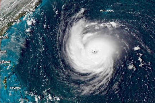 ماہرین موسمیات کیسے اگلے بڑے سمندری طوفان کی پیش گوئی کرتے ہیں