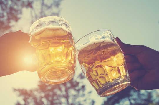 啤酒對你有好處嗎?