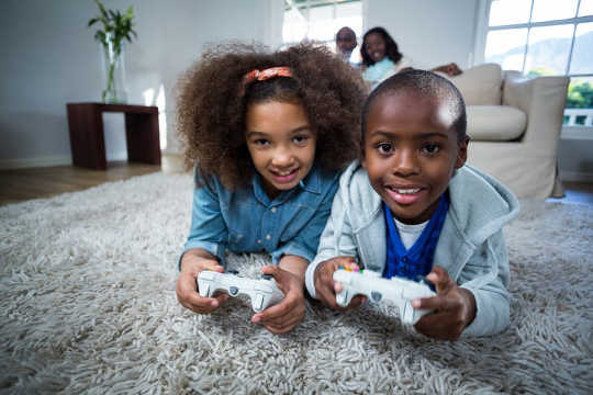 12 Reasons To Let Your Children Play Video Games This Christmas