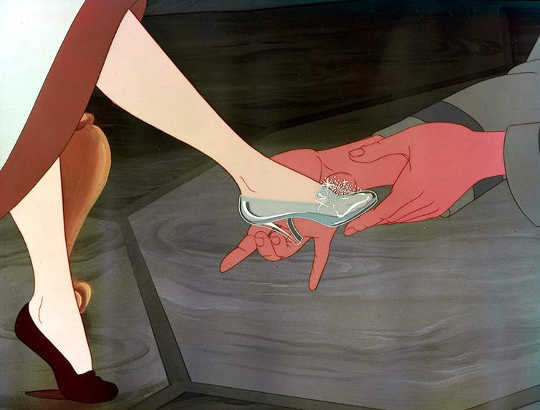 Shoes In Fairy Tales
