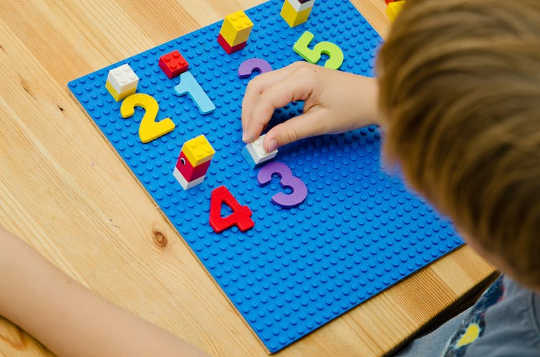 5 Math Skills Your Child ha bisogno di essere pronto per l'asilo