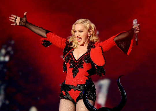 Pop's Superlative Shapeshifter Madonna Turns 60 With Style