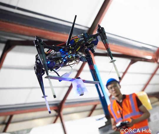 次の大きな飛躍を先取りするロボットとインターネットの融合?