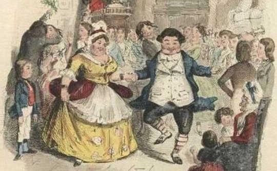 Charles Dickens y el nacimiento de la cena de Navidad inglesa clásica
