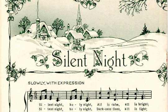 The Humble Origins Of 'Silent Night'