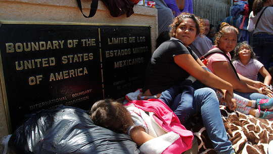 Understanding Asylum Seekers Forced To Migrate From Central America