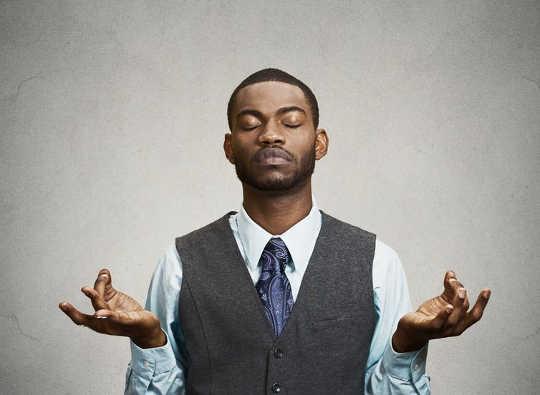 当你受到压力时身体会发生什么 - 以及呼吸如何帮助你