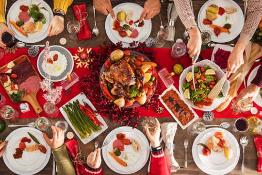 5 Ways To Cut Down Your Food Waste This Christmas