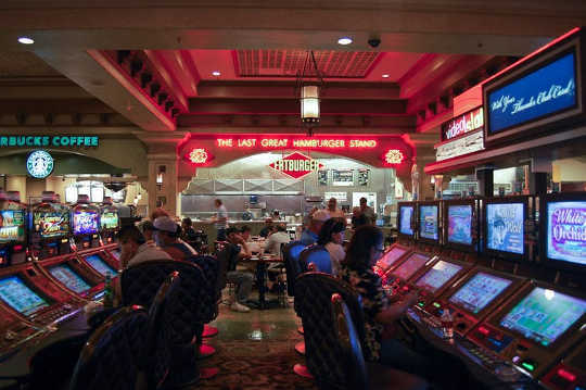 Why You Should Think Twice Before Playing Slot Machines