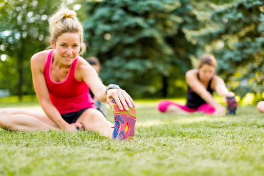Why Stretching Is Important For Weight Loss And Exercise