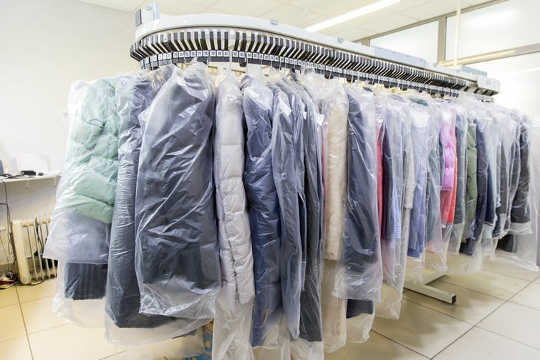 What Is 'Green' Dry Cleaning? A Toxics Expert Explains
