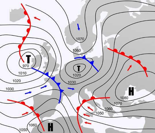 Rogue Hurricanes Yang Menuju Ke Utara Mungkin Normal Baru