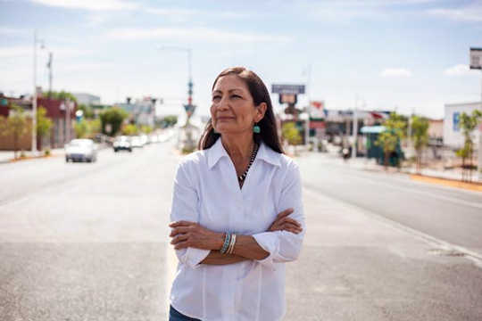 Deb Haaland is one of two Native American women who marked historic congressional victories (why the more women in government the healthier a population)
