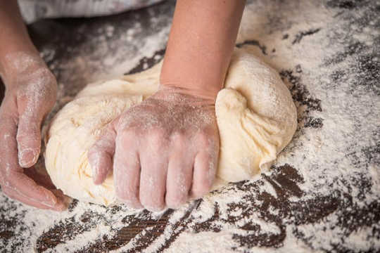 Gluten gives dough its elasticity. (why gluten free food might increase your risk of diabetes)
