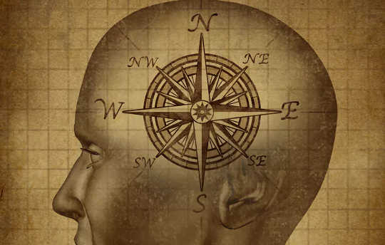 Do You Have A Magnetic Compass In Your Head?