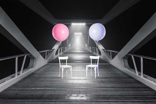 Hvordan bruke de tre broene til å skape glede, kjærlighet og fred