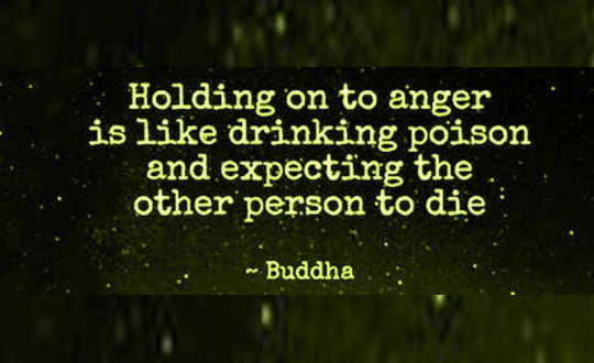 Removing Anger From Your Life