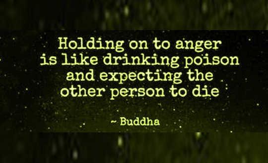 अपने जीवन से क्रोध हटा