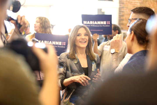 Why Marianne Williamson's Candidacy for President Is Important