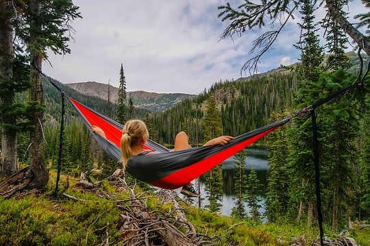Een heilige omgeving creëren om te slapen