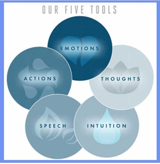 Lima Alat untuk Menavigasi Peralihan, Sakit, dan Kerosakan