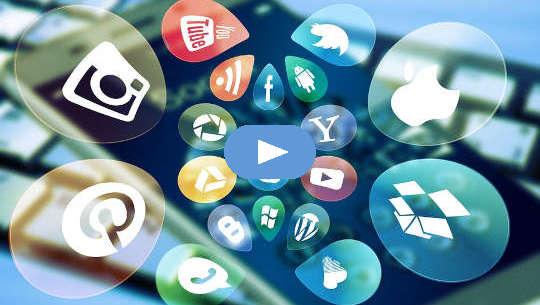 logo perusahaan internet