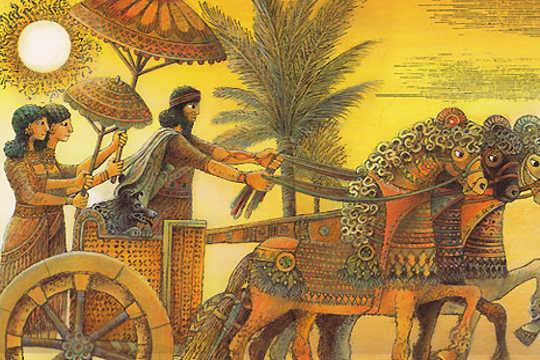 Между богами и животными: стать человеком в эпосе Гильгамеша