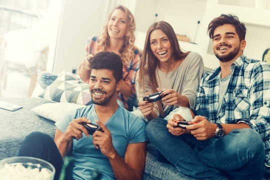 Video Games Could Help Uncover Your Hidden Talents And Make You Happier