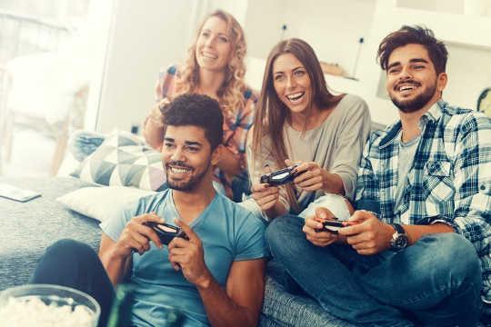 Video Game Dapat Membantu Mengungkap Bakat Tersembunyi Anda Dan Membuat Anda Lebih Bahagia