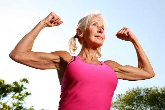Meningkatkan Kekuatan Otot Untuk Menurunkan Risiko Diabetes