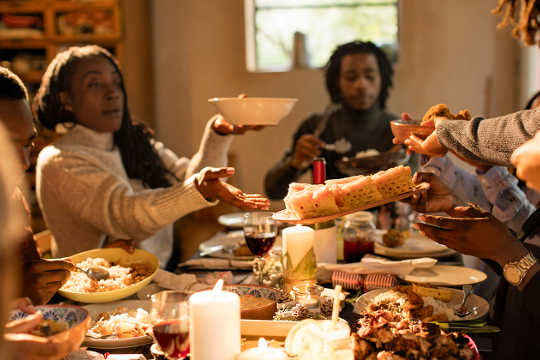 The Surprising Links Between Family Dinner and Good Health