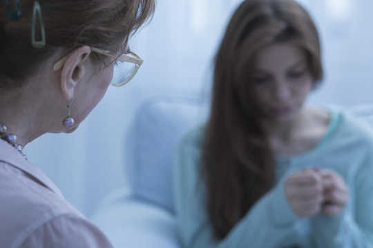 家庭暴力如何影响女性的心理健康