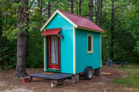 Tiny Houses Look Marvelous But Have A Dark Side As Well