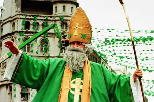 La verdad sobre el día de San Patricio