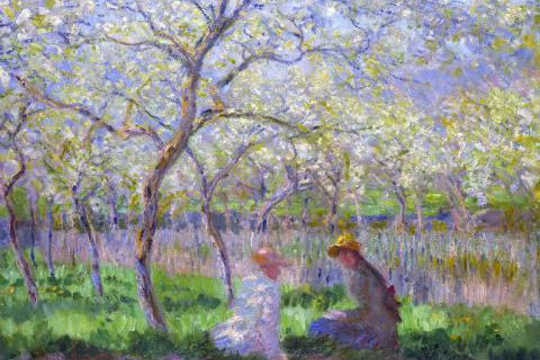 Hoe Die Skilderye Van Impressionistiese Claude Monet Trick Our Eyes