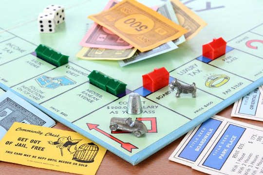 Monopoly Was Designed 100 Years Ago To Teach The Dangers Of Capitalism