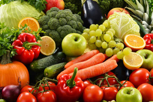 Eating Fruit And Vegetables Is Linked To Better Mental Well-being