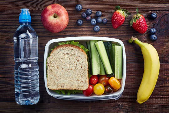 Take Lunch From Home To Save Time And Money And Boost Your Mood