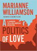 A Politics of Love: A Handbook for a New American Revolution door Marianne Williamson