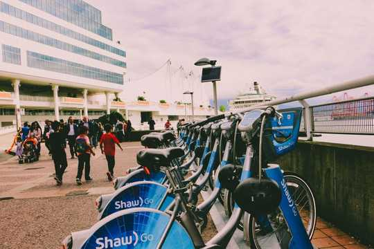 Bike Sharing Isn't Just For Rich Hipsters