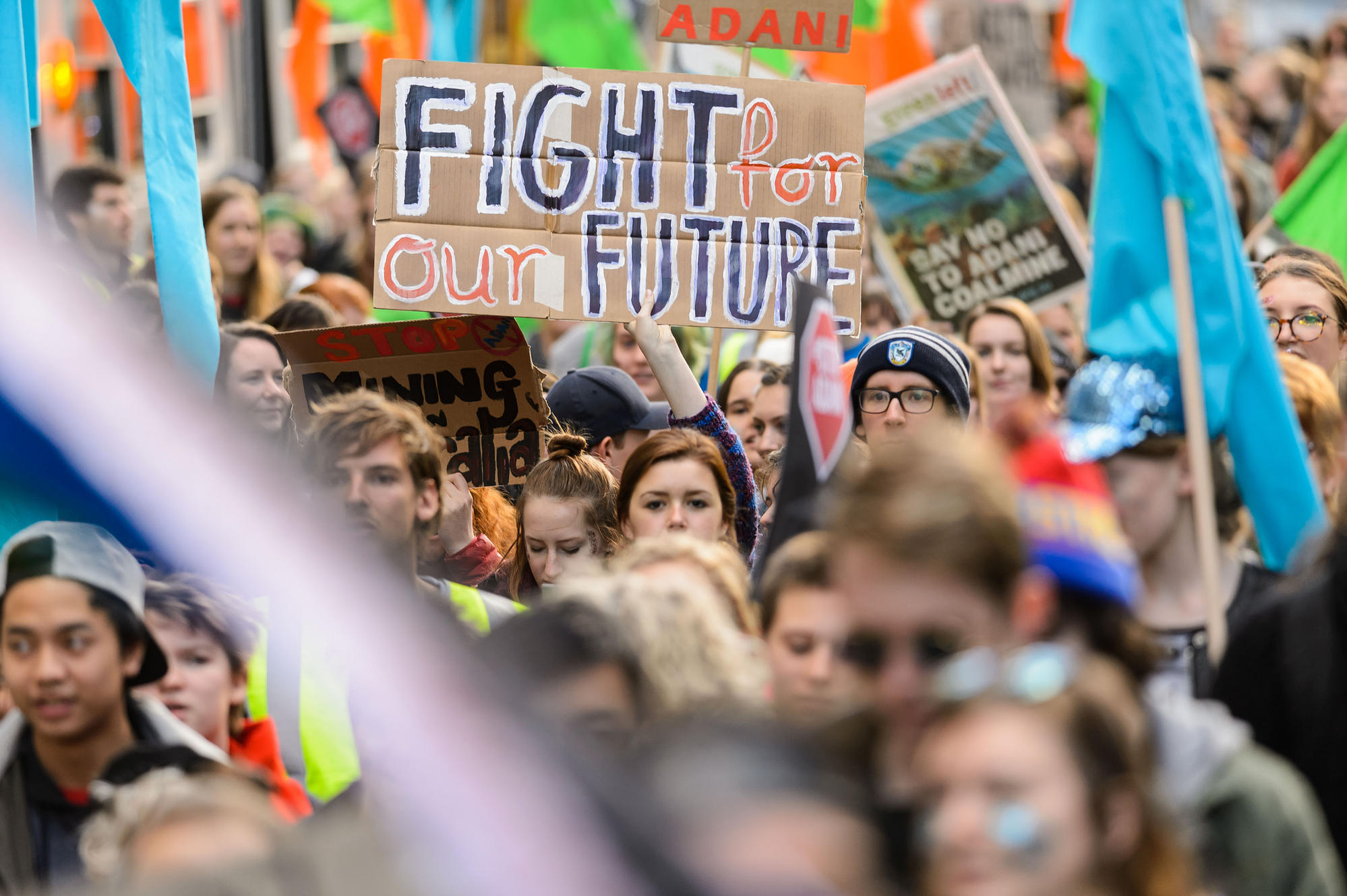 This Climate Strike Is Part of the Disruption We Need