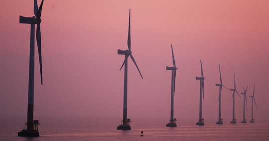 Offshore Wind Power Could Produce More Electricity Than World Uses