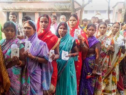 How The World's Largest Democracy Casts Its Ballots