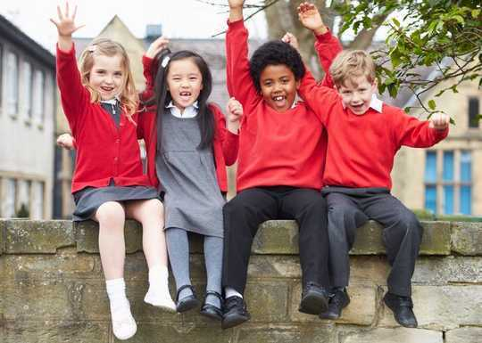 Schools Could Teach Children How To Be Happy – But Foster Competition Instead