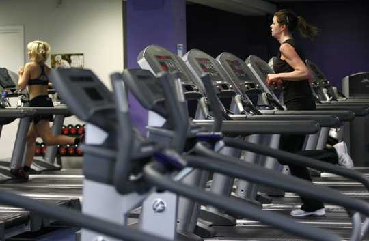 Why Your New Year's Resolution To Go To The Gym Might Fail